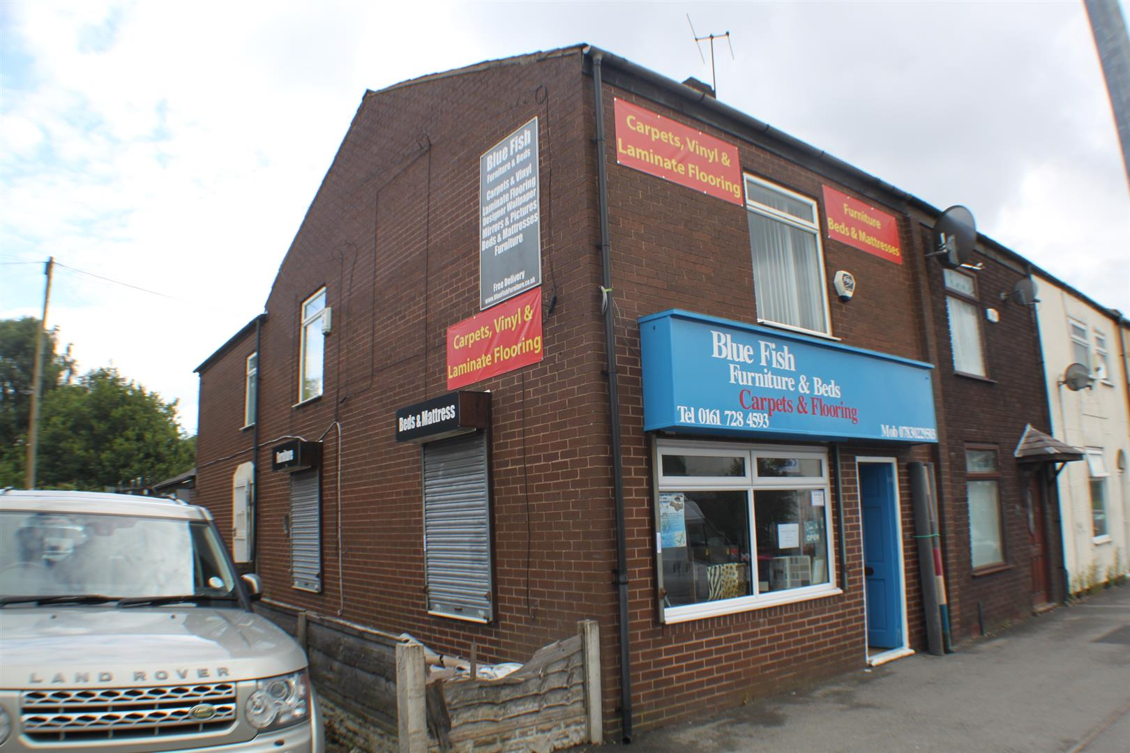 Property for sale in Chorley Road, Swinton, Manchester